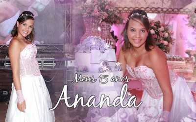 15 anos Ananda
