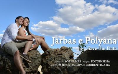 Jarbas e Poliana-Save the Date