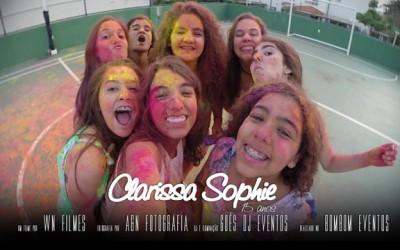Clipe-15 anos Clarissa Sophie