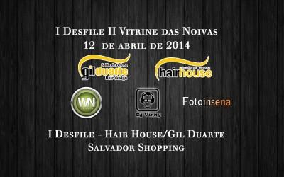 {Trailer}-I Desfile-Vitrine das Noivas 2015