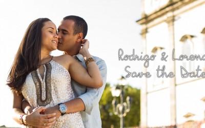 {Save the Date} -Rodrigo e Lorena