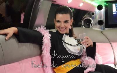 {Trailer}-Festa de Formatura Mayara