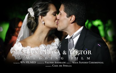 {Trailer}-Anna Rosa & Victor-Wedding Film