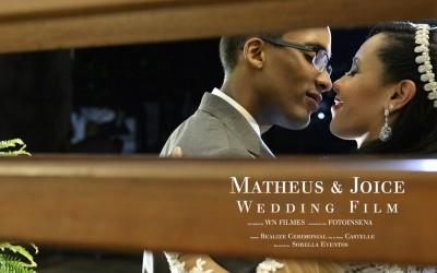 {Trailer}-Matheus & Joice-Wedding Film