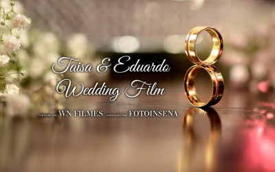 {Trailer}-Taisa & Eduardo-Wedding Film
