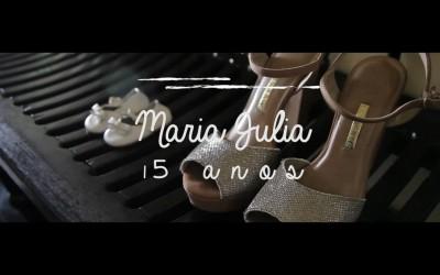 {Clipe}-15 anos Maria Julia