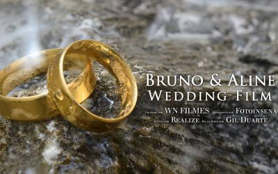 {Trailer}-Bruno & Aline-Wedding Film
