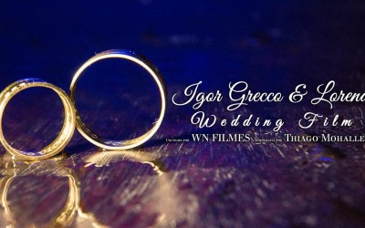 {Trailer}-Igor Grecco & Lorena-Wedding Film