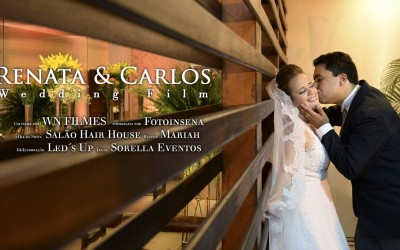 {Trailer}-Renata e Carlos-Wedding Film