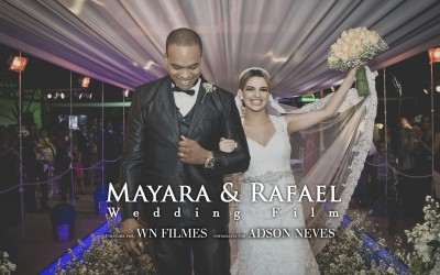 {Trailer}-Mayara & Rafael_Wedding Film